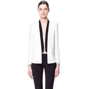 ✨ Zara | Tuxedo Blazer